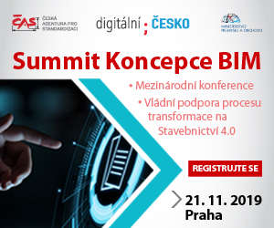 Summit Koncepce BIM 2019